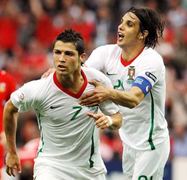 Cristiano Ronaldo!!!!!!!!!!!!!!!!!!