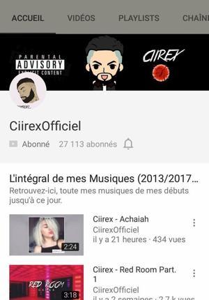 ★ Présentation : CIIREX