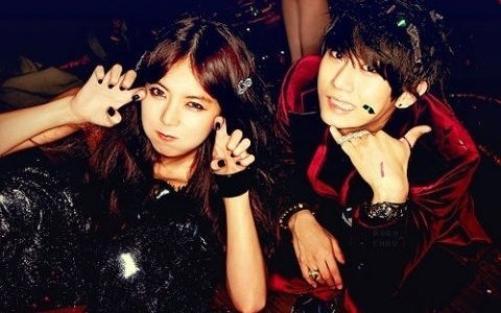Premier OS ~ Hyunseung x Hyuna