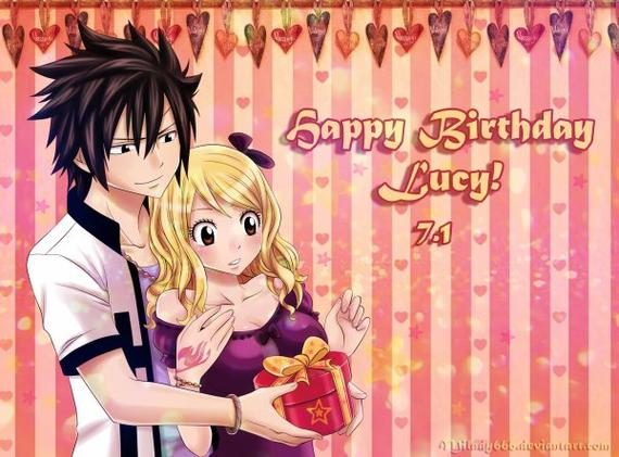 Os n°2 : Joyeux Anniversaire Lucy