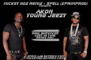 """Mickey Nox Presente """"The Mixtape's Session 2"""" / YOUNG JEEZY Feat AKON - Soul Survivor / Lost In Time (Instrumental XprimProd / Remix by MickeyNox) (2011)"""