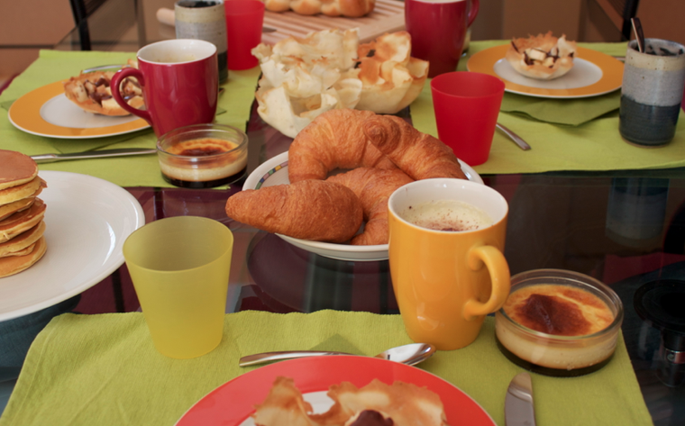 Brunch entre amis!