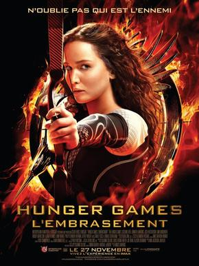 ▲ → HUNGER GAMES L'EMBRASEMENT !  ← ▲