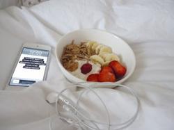 Food Diary  - reprise après 2 semaines de pause