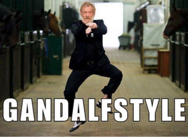 gangnam style (l)