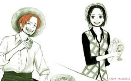 One shot: Shanks x Makino