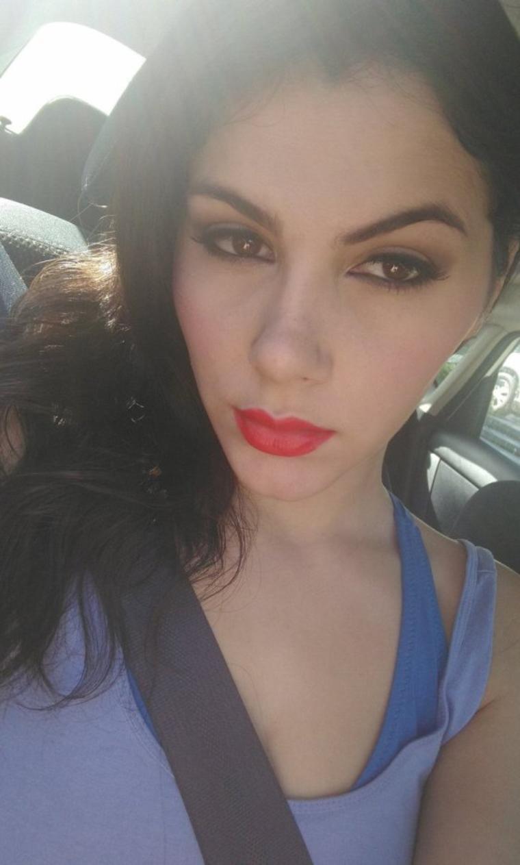 En voiture ... Valentina !