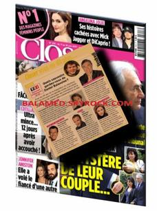 CLOSER N°313 Du 11 au 16 juin 2011 - 5 Animateurs interviewer sur Daniel