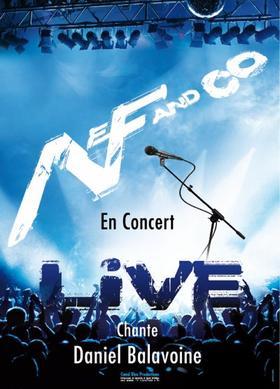 Nef&co chante Balavoine Le 7 Janvier 2012 à Varades