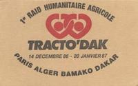 L'association Tracto'Dak