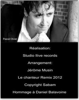 """""""LE CHANTEUR"""" VERSION 2012 PROCHAINEMENT sur les Plateforme de Téléchargements Légal"""