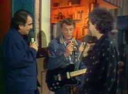 Emission du 05 Février 1986 sur le Site de L'INA (Berger et Berry rendent hommage à Balavoine)