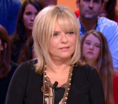 """France Gall dans """"C à vous"""" sur France 5 le 15 novembre 2012"""