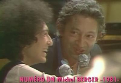 Numéro Un - Michel BERGER du 19 au 25 Janvier 2013 avec Balavoine sur Melody TV