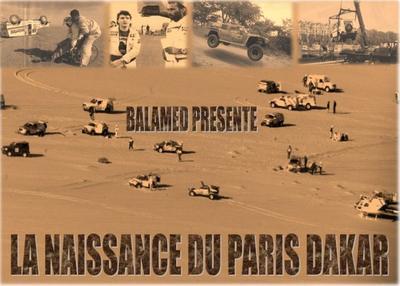 La Naissance du Paris-Dakar