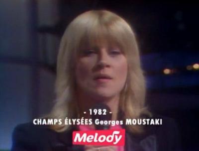 Catherine Ferry (Bonjour,Bonjour) du 09 au 15 Février 2013 sur Melody TV