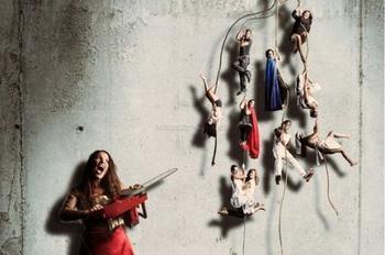 """Hommage à Berger : Comédie Musicale """"Débranche ! le Samedi 8 Mars 2014"""