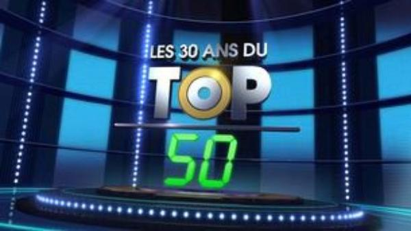Les 30 ans du Top 50 le 31 decembre 2016 sur W9