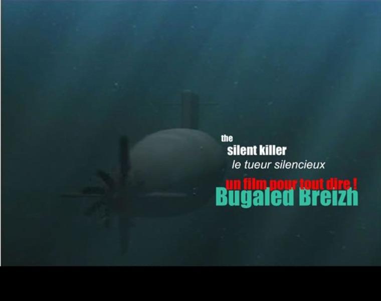 diffusion du  film silent killers a audierne