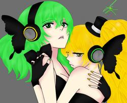 Le Web-Vocaloid : Les Couples