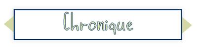 Chronique | Rose
