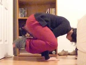 Yoga Poses - Goals and Achievements :)