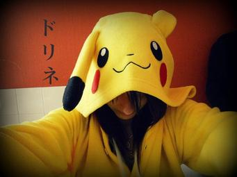 Mon projet n°6 : Pikachu