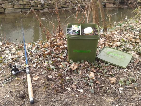 Pêche rapide en micro river