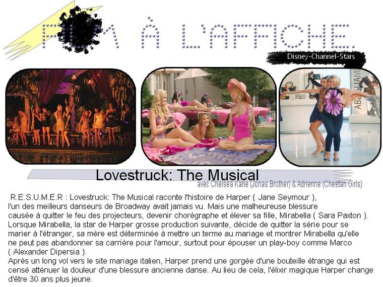Chelsea Kane - Lovestruck: The Musical