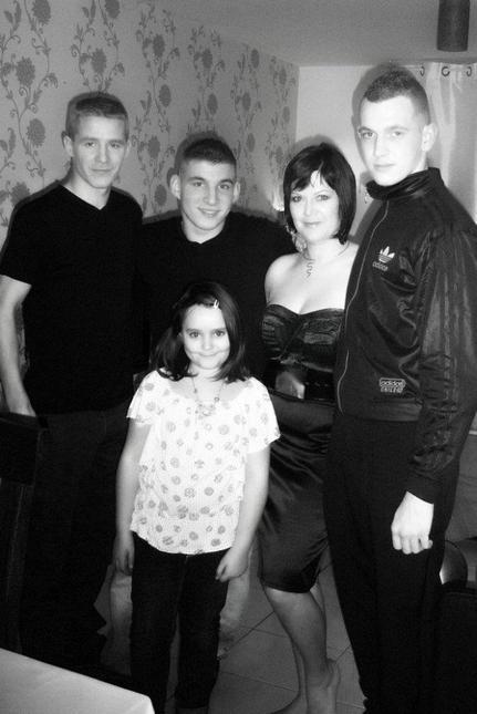la famille en mode bo goss :)