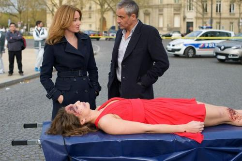 """Alice Nevers : Episode 9 """"Raison D'Etat"""" Impressions et déroulement ..."""