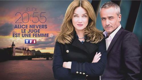 """Alice Nevers : Episode 10 """" Au coeur du mal"""" Impressions et déroulement ... 1 er partie"""
