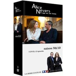 Le retour d'Alice Nevers sur les plateaux ...