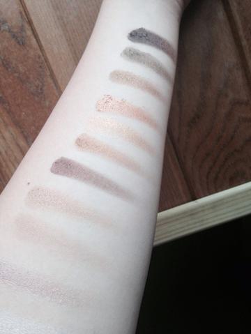 Palette I Heart Makeup