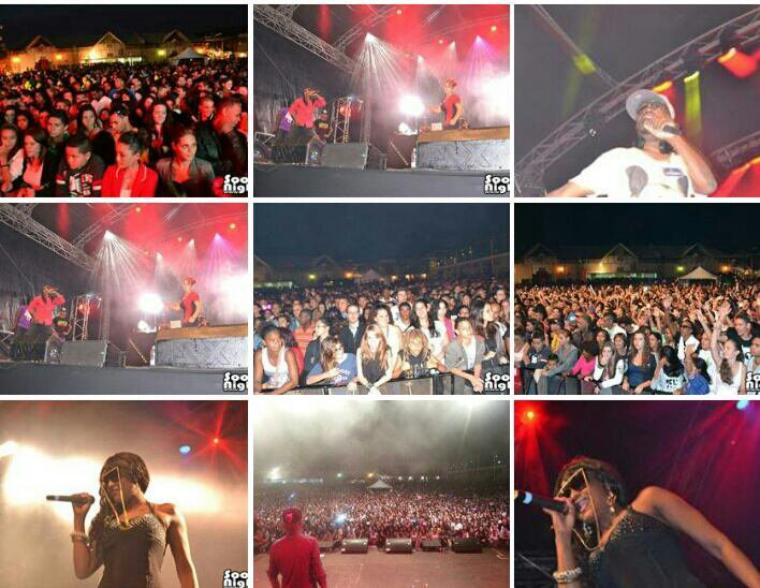 NRJ URBAN MUSIC LIVE A LA RÉUNION