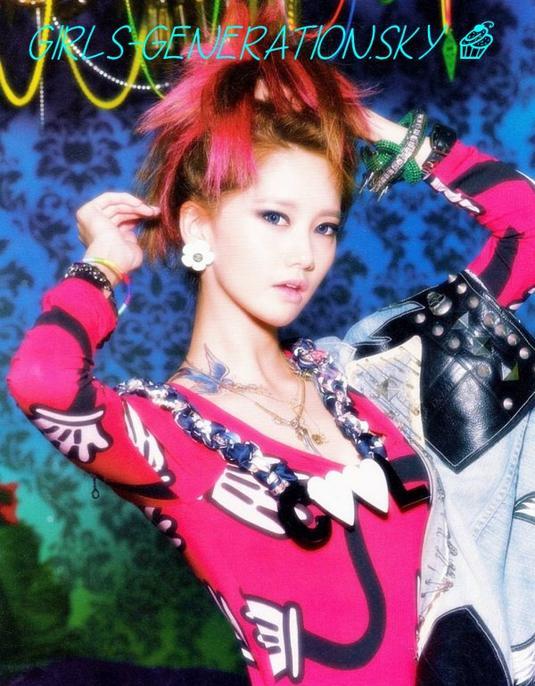 .Présentation :.Yoona.
