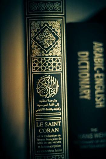 """Tous les musulmans, pendant ce mois béni, doivent apprendre à raffermir leur lien avec Allah subhna wa ta'ala & à se diriger vers Lui, car Il est Celui qui gouverne et Il n'est pas gouverné, et Il est Celui qui honore Ses serviteurs en descendant au ciel de ce monde pendant le dernier tiers de la nuit, et Il dit :  """"Qui me demande pour que Je lui donne ? Qui M'invoque pour que Je l'exauce ? Qui Me demande pardon pour que Je lui pardonne ?"""".  Mais beaucoup de musulmans, malgré ces occasions, sont dans un état de découragement et de désespoir à cause du fait que les demandes ne sont pas exaucées rapidement et qu'ils voient que la situation de la communauté s'aggrave jour après jour, et que des étincelles comme des châteaux se succèdent [sur elle] ; mais il y a un point que nous devons confirmer : c'est le fait que certaines choses empêchent l'acceptation des demandes adressées à Allah, et qu'il faut que la communauté islamique s'en éloigne afin que se réalise ce qu'elle désire."""