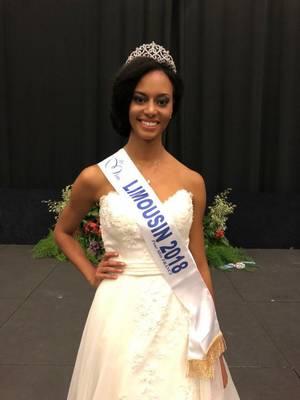 Miss Limousin 2018