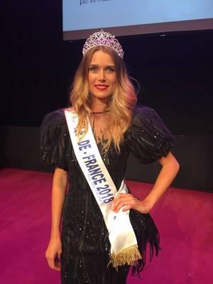 Miss Île-de-France 2018
