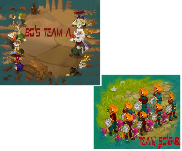 Présentation de Team Bg's