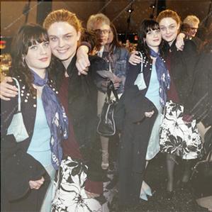 Sorties d'Emily en 2004