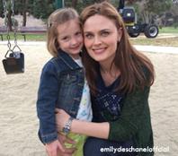 Emily avec Sunny Pelant (Christine Booth)