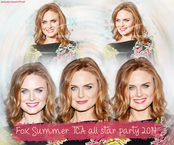 Fox Summer TCA all star party 2014