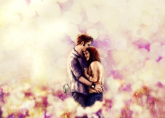 Les gens qui s' aiment ne sont jamais loin l' un de l' autre.