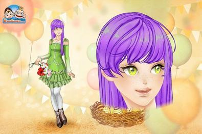 personnage de rp : Setsu Nomiya (Laura Woods)