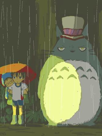 Totoro multiple version