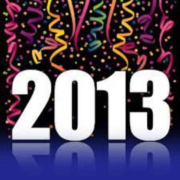 1er Janvierv 2013