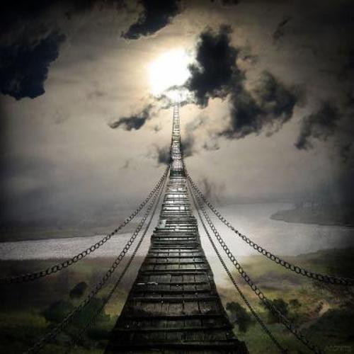 Même dans le plus sombre Et le plus triste des paysages Il y a toujours une lueur d'espoir.