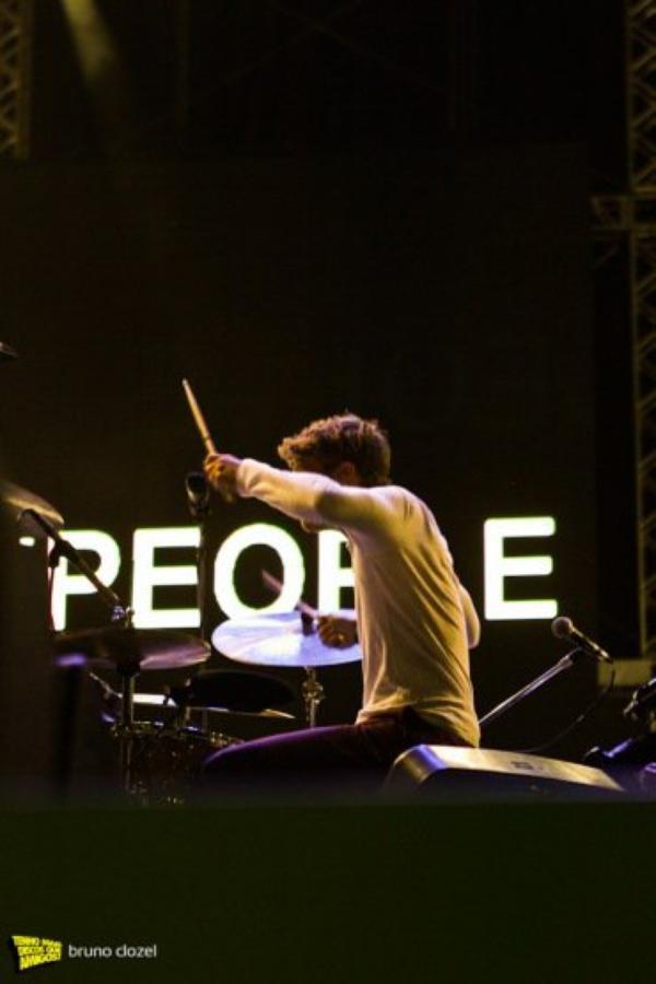 08.04.2012 - Live à Lollapalooza au Brésil.