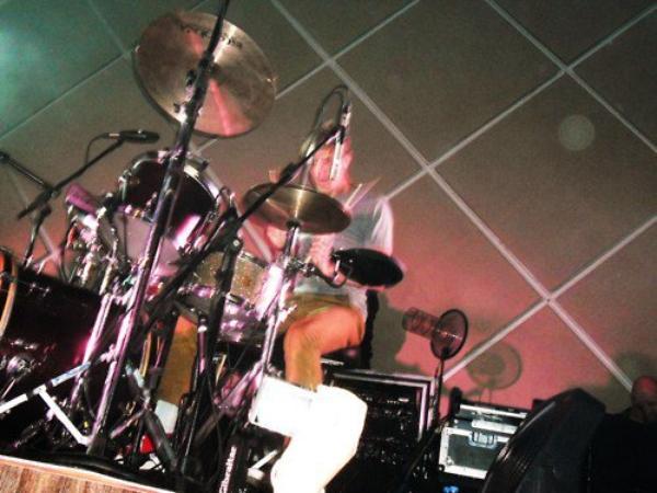 05.04.2012 - Live àCine Joia,São Paulo au Brésil.